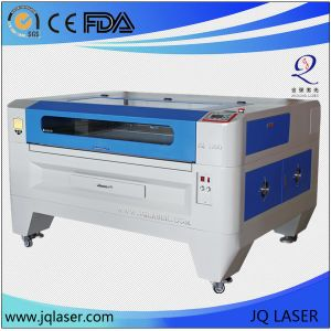 Jq CNC Router High Precision Laser Cutting&Engraving Machine pictures & photos