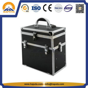 Beauty Cosmetic Case for Makeup with Aluminum Frame (HB-1302) pictures & photos
