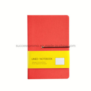 Fsc Certificated High Quliaty A5 Size Lined Notebook pictures & photos
