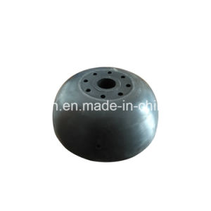 SGS Custom Molded Viton Rubber Plug Products / Silicone Rubber Case Parts pictures & photos