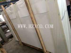 White Nano Crystallized Glass Slabls/Tiles pictures & photos