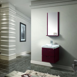Single Ceramic Basin Bathroom Furniture