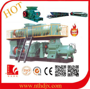 Big Extrusion Environmental Clay Soil Brick Production Line Machinery pictures & photos