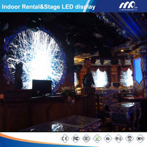 P7.62mm Full Color Stages LED Display Screen (SMD3528) pictures & photos