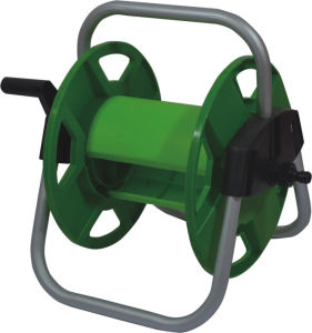 China Garden Tool Cart Aluminium Bracket Handy Garden Hose Reel
