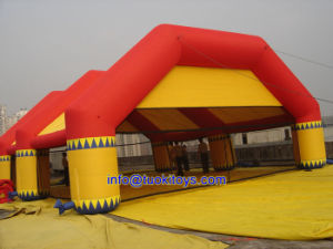 Colorful Inflatable Tent for Children Park (A756) pictures & photos