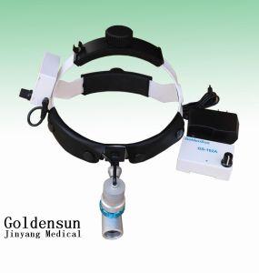 Rechargeable Portable Medical Surgery Inspection Operation LED Headlight (wire less) pictures & photos