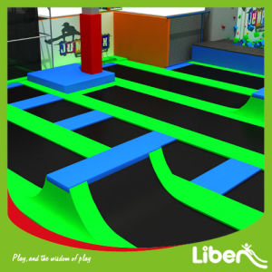Sky High Indoor Jumping Park Trampoline for Teenager pictures & photos