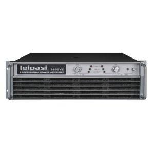 Professional Power Amplifier (3600VZ, 1300Wx2, 8 ohms) pictures & photos