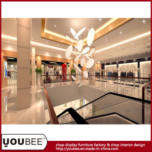 Lady/Men Fashion Garment Shop, Store display, Display Fixture pictures & photos