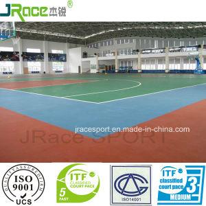 High Performance Indoor Sports Court Floor pictures & photos