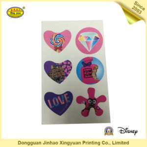 Printing Paper Decoration Sticker, Label (JHXY-SH0022)