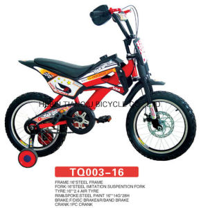 12 Inch Kids Bike Motor Style for Children Bicycle! pictures & photos