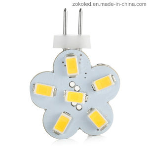 G4 LED AC 8-18V Bulb 6SMD 5630 pictures & photos