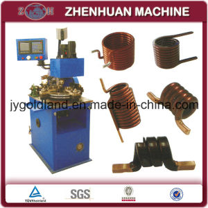 CNC Multi Axis Bobbinless Coil Winder for Heavy-Duty Air Core Coils by Flat & Round Wires pictures & photos
