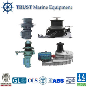 Marine Small Manual Capstan Winch Supplier pictures & photos