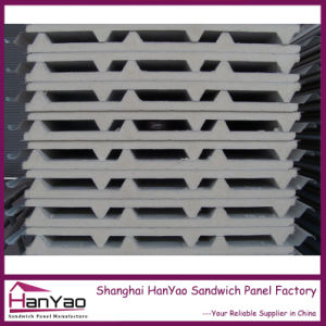 New Customized Thermal Insulated Polyurethane PU Roofing Sandwich Panel pictures & photos