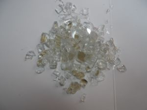 3-6mm Coated Steel Particles-Clear Coating