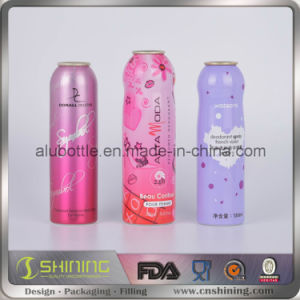 2016 Luxury Empty Round Candy Aerosol Cans Manufacturers pictures & photos