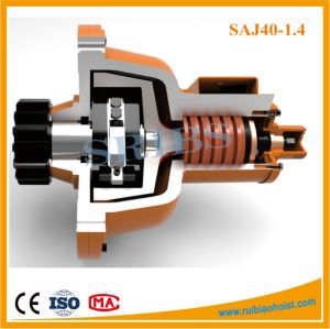 CE Approved Rack and Pinion Construction Hoist Safety Device (SAJ30/SAJ40/SAJ50/SAJ60) pictures & photos