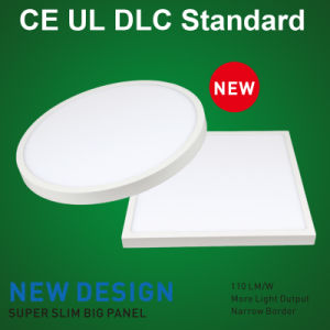 Round Mounted Square LED Panel Light with CB Bis Saso Certification pictures & photos