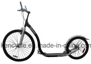 Adult Kick Scooter/Sports Scooter/ Foot Bike/Kick Bicycle/Excise Scooter/Street Kick Scooter pictures & photos