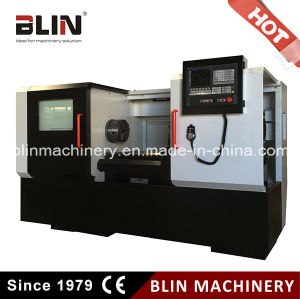 Sales Promotion Horizontal CNC Lathe with Independent Spindle Unit pictures & photos