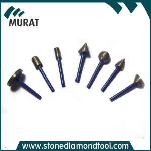 Diamond Graver Stone Carving Tools for Grinding Marble and Granite pictures & photos