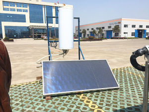 Split High Pressure Flat Plate Solar Water Heater pictures & photos