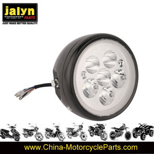 Motorcycle Head Lamp Headlight for FT125 pictures & photos
