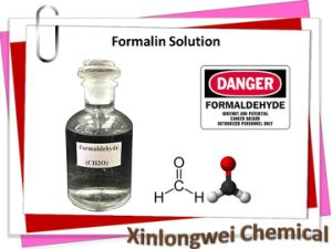 Formalin / Formaldehyde Liquid (CH2O) , CAS No.: 50-00-0 pictures & photos