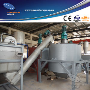 High Quality Pet Bottle Washing Machine/Pet Bottle Recycling Plant pictures & photos