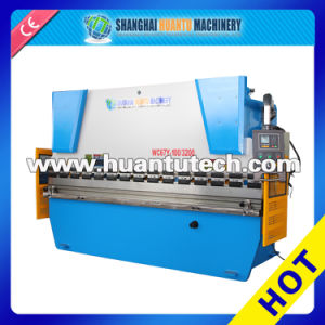 Aluminium Stainless Steel Bending Machine Hydraulic Press Brake pictures & photos