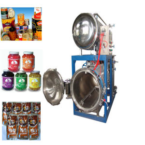 Food Processing Machine High Quality Food Sterilizer Autoclave pictures & photos