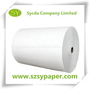 795mm 875mm Jumbo Thermal Paper Rolls 70GSM pictures & photos