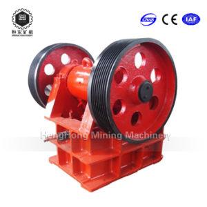 PE Series High Capacity Durable Stone Jaw Crusher (PE250*400)
