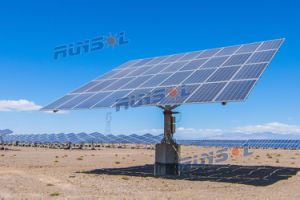 Solar Two Axis Tracking System Made in China pictures & photos