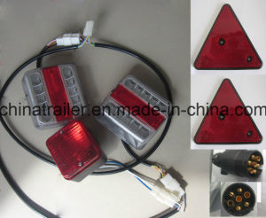 Trailer LED Light with Adr Certificate pictures & photos