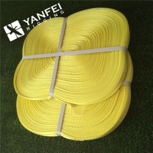 Webbing Sling Belt Material for Lifting pictures & photos