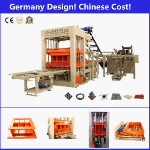 Fully Auto Qt8-15 Concrete Block Forming/Making Machine pictures & photos