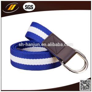 Jean Fashion Pin Buckle Fabric Belt (HJ15108)