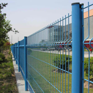 China Wholesale Metal Steel Wire Mesh Fence (WWMF) pictures & photos
