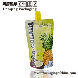 200ml Drinking Pouch, One Single Serve Packaging Bag pictures & photos