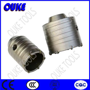 Tungsten Carbide Tipped Electric Hollow Hammer Core Drill Bit pictures & photos
