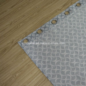High Grade Typical Linen Like Jacquard Curtain pictures & photos