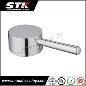 Cheap Zinc Alloy Basin Faucets Handle for Bathroom Accessories (STK-ZDB0015) pictures & photos