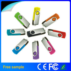 Promotional Gift Thumb Drive Twist USB 2.0 Flash Disk pictures & photos