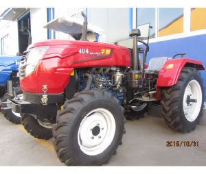 40HP 4WD Agricultural Tractor with Tller/Snow Blower/Loader/Backhoe pictures & photos