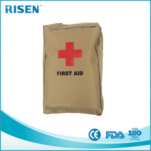 FDA/Ce Approve Customize Logo Soft Case First Aid Kit pictures & photos