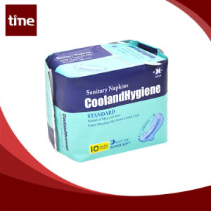 Brand Name Sanitary Napkin in Factory pictures & photos